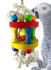 1685 Ball Finder Bird Toy parrot cage toy cages african grey cockatoo conure pet
