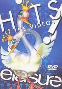 Hits! The Videos [DVD] [2003], Good DVD, Erasure,