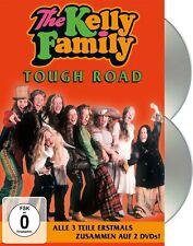 "Kelly Family ""tough road"" Doppel-DVD NEU 2017 Wiederveröffentlichung"