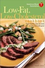American Heart Association Low-Fat, Low-Cholesterol Cookbook, Second Edition: He