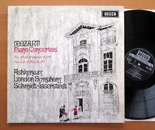 SXL 6353 Mozart Piano Concertos nos. 6 & 20 Ashkenazy Schmidt-Isserstedt NM/EX