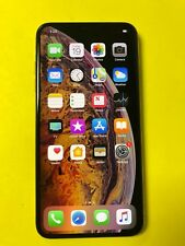 Apple iPhone XS Max - 256GB - Gold (Cricket) - Good Condition - Clean IMEI