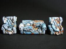 28mm  Pro painted Ruined Furniture -Post apocalypse,Zombie ,Sci Fi  Terrain 2