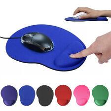 PC Mouse Pad Wrist Rest Ergonomic Comfort Mat Non-Slip Laptop Computer Desktop