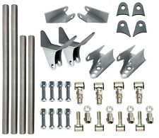 Triangulated 4 Link Kit Universal Weld On Car Truck 125 Dom Tube Lh And Rh End