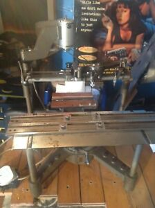 Gravograph Engraver R2 (I think)