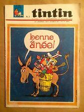 LE JOURNAL DE TINTIN - 897 : 30 décembre 1965