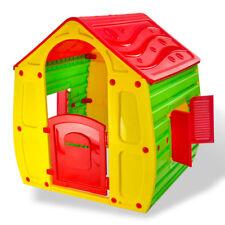 Magical House Kinder Spielhaus Kinderhaus Gartenhaus Gartenhäuschen 102x90x109
