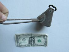 Early Antique Victorian Conical Ice Cream Scoop, SCARCE SMALL SIZE, c.1870