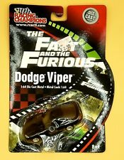 ERTL Racing Champions - Fast And Furious  Dodge Viper 1:64 DIE-CAST REPLICAS