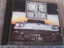 THE VERY BEST OF FRANKI VALLI AND THE FOUR SEASONS - GREATEST HITS CD - SHERRY +