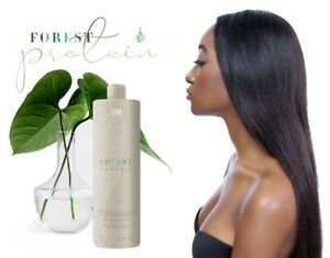 Forest Protein Brazilian Blow Dry Treatment for Afro & Stubborn Hair 100ml Kit
