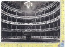 Cartolina - Postcard - Spoleto - Interno Teatro Nuovo - 1956