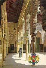 BF17786 casablanca lla mahkama et armoires de la ville morocco front/back image