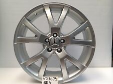 "Audi VW Mercedes 4 x 20"" CAR ALLOY RIMS WHEELS NEW 20""x8.5J ET60 5x112 WGS1603 S"