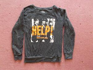 The Beatles Help sweatshirt Medium