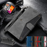 Leather Card Wallet Flip Cover Case For iPhone 12 11 Pro Max Mini XS X XR 6 7 8+