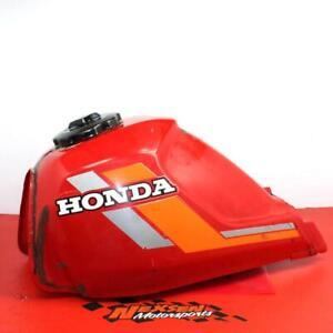 1984 Honda Atc125m Gas Tank Fuel Cell Petrol Reservoir