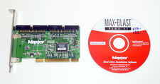 Maxtor Ultra ATA/133 IDE Storage Controller — Adapter Card