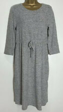 Dorothy Perkins Sample Grey Marl Soft Touch Stretch Dress Size 10
