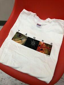Eames Tanks T-Shirt White - Youth