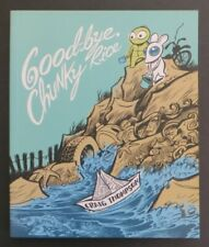 Good-Bye, Chunky Rice GN Softcover VF Craig Thompson Top Shelf Blankets Habibi