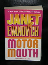 Book by Janet Evanovich - MOTOR MOUTH - The Barnaby series