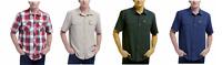 NEW Orvis Men's Short Sleeve Woven Tech Shirt Size M - VARIOUS COLORS