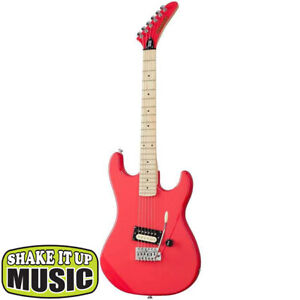 Kramer Baretta Special Electric Guitar - Ruby Red