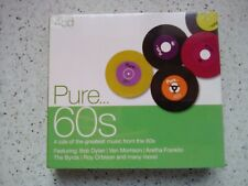 COMPILATION        Pure... '60s  COFFRET 4 CD   NEUF