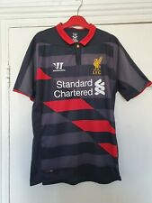 WARRIOR LIVERPOOL 2014/15 THIRD SHIRT. MEDIUM