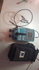 Druck DPI 610 Portable Pressure Calibrator with accessories and bag