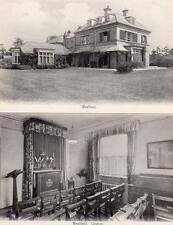 2 Westfield House ? School ? Oratory London ? old pcs Buchanan Thornton Heath