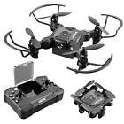 4DRC V2 Mini Drone for Kids Toys Gift,Nano Pocket Foldable RC Quadcopter with