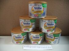 6 Similac Pro-Sensitive Optigro Non Gmo Baby Powder Formula 7.6 Oz Cans 2021