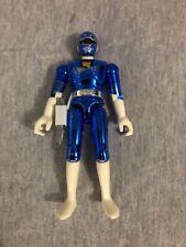 Hasbro Power Rangers Mighty Morphin Blue Ranger 1990?s!!!!