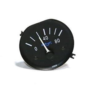 Oil Pressure Gauge 87-91 For Jeep Wrangler Yj X 17210.16