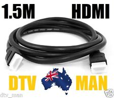 HDMI cable. V1.3b. 1.5m length. 28AWG Gold. REAL Foxtel Approved Cable