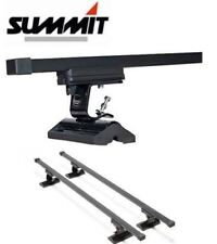 Summit Roof Bars Rack for VAUXHALL OPEL ASTRA III Estate 2004-2009 Fix Point Fit