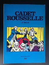 Rare Cadet Rousselle Le Rallic Haga N° 39 bis 1979 ETAT NEUF