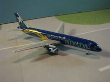 "GEMINI JETS AMERICA WEST ""NEVADA"" 757-200 1:400 SCALE DIECAST METAL MODEL"