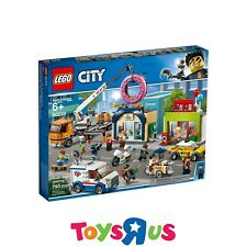 LEGO 60233 City Donut Shop Opening (BRAND NEW SEALED)