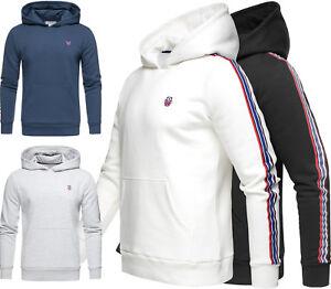 Marikoo Men's Pullover Hoodie Fvsd Sweatshirt Hooded Hoodie Sweat Ryoo