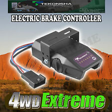 TEKONSHA ELECTRIC BRAKE CONTROLLER VOYAGER HORSE FLOAT CARAVAN BOAT TRAILER