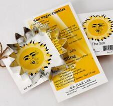 ANN CLARK~SUN~ tin cookie cutter~MADE IN USA (NEW)