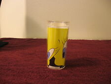 ZAK DESIGN LOONEY TUNES TWEETY BIRD BIG FACE PLASTIC GLASS