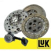 FOR FORD FOCUS 1.8 TDCI LUK DUAL MASS FLYWHEEL CLUTCH CSC RELEASE BEARING KIT