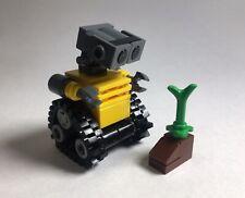 NEW Lego Custom Wall-E And Boot Set / MOC