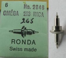 Omega 265 283 incabloc watch part staff balance #723 * new old stock *