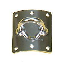 SEASURE 15.50 Bow Mast Eye Plate - 70mm x 76mm